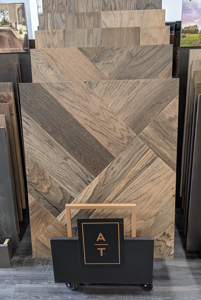 Anderson-Tuftex-Wood-Display