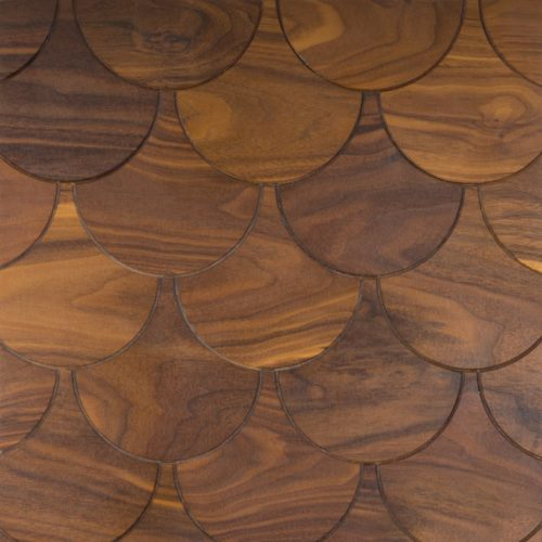 Continuum Wood Wall Panel is available in a variety of wood species.