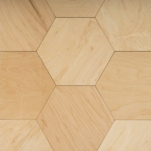 Classic Hexagons for Floors and Walls