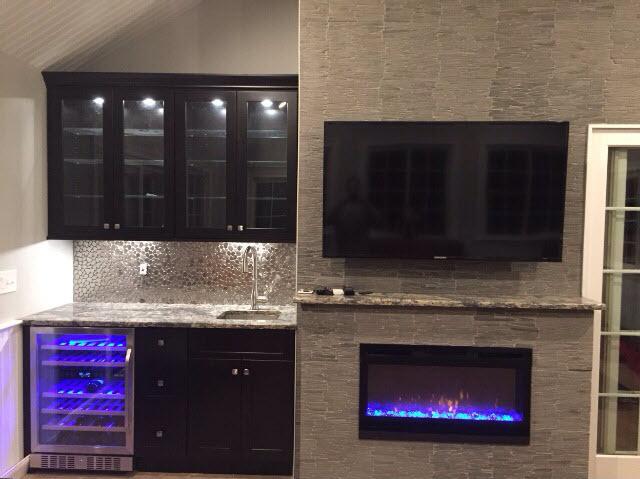Three-season room installation details.
