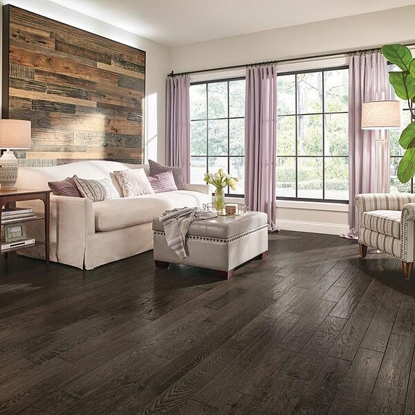 Try Wood Flooring with Harder Finishes