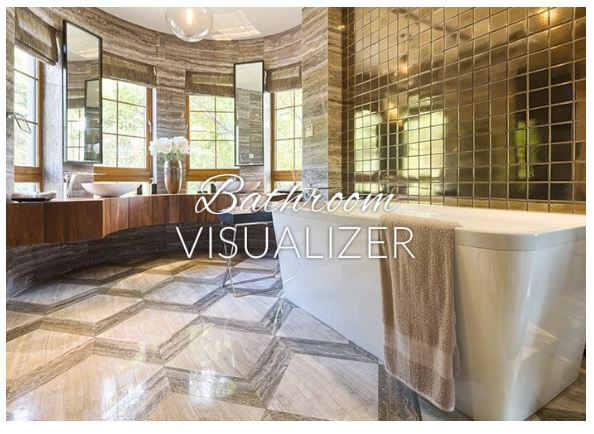 Use this bathroom visualizer to see what your bathroom remodel will look like