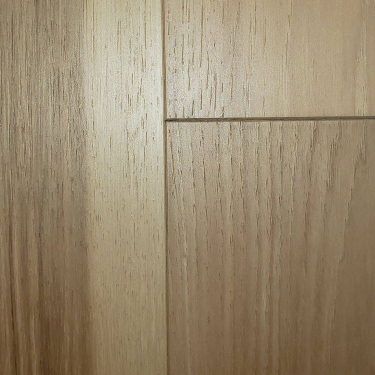 Here's a closeup of one of the COREtec wood styles where you can see the natural wood characteristics and patterns.