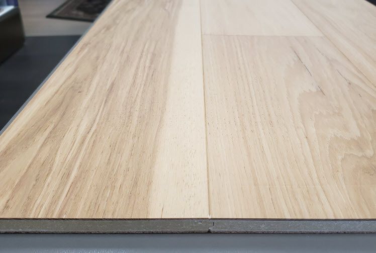 COREtec Waterproof Wood Plank is made of several layers