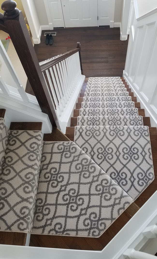 Look for a Lifetime Warranty on carpet installation