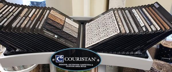 COURISTAN'S INDOOR/OUTDOOR RUGS AT FLOOR DECOR DESIGN CENTER