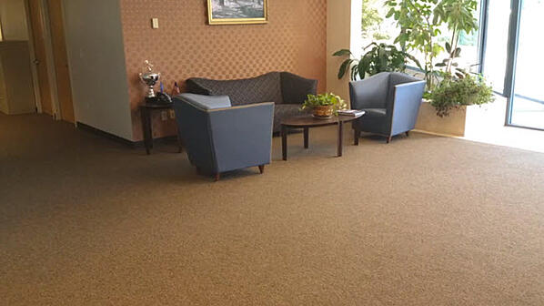 The Light Source Corporate Headquarters Opts for Commercial Nylon Carpet