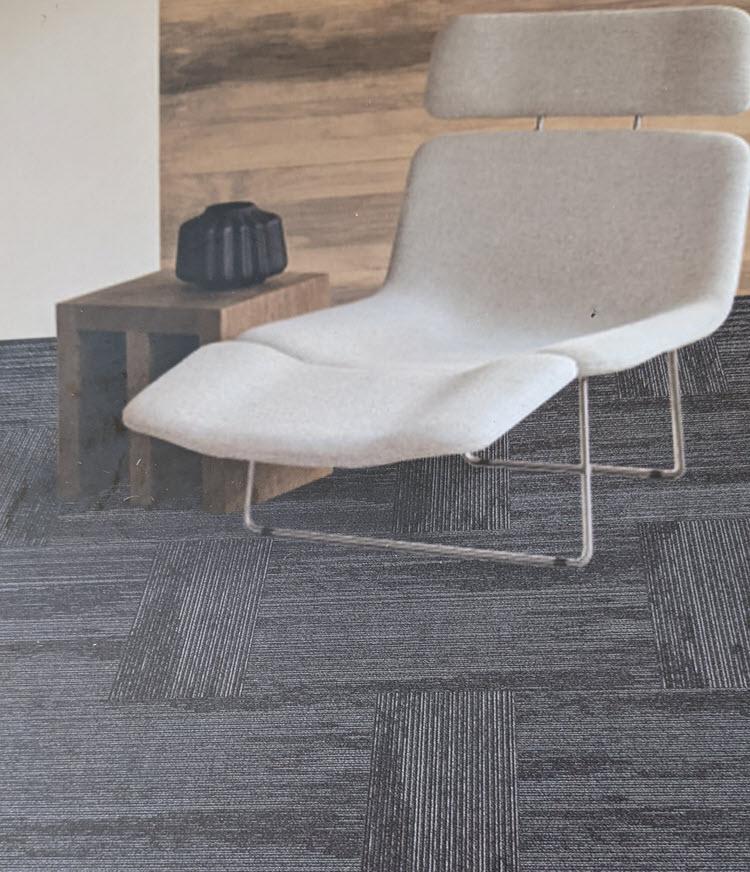 Headquarters plank tile
