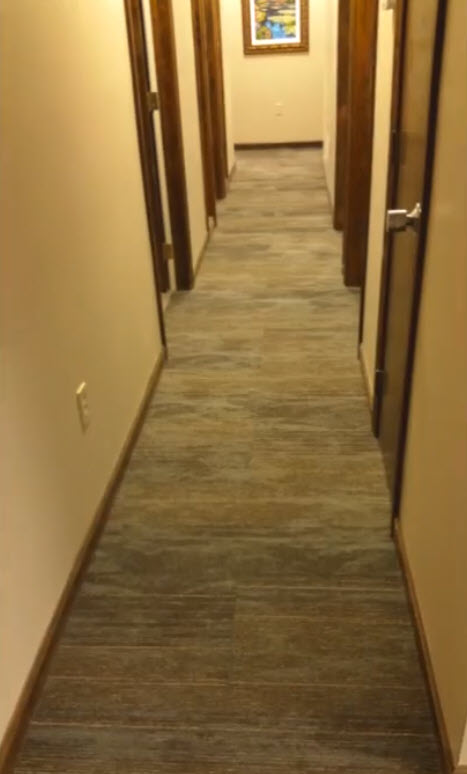 Law Offices Opt for Carpet Tile