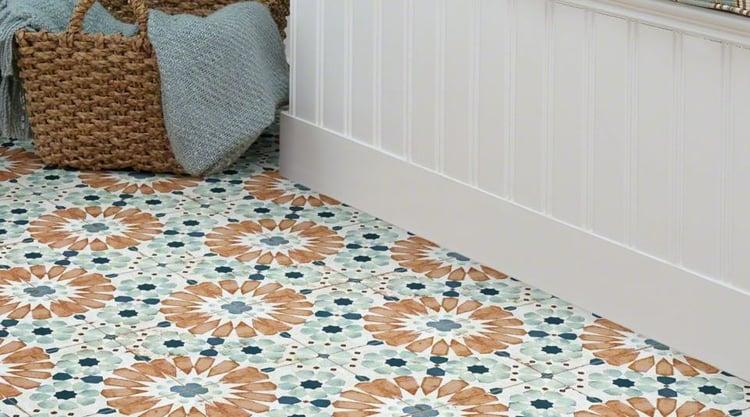 Look how fresh Islander Garden Way looks on the floors