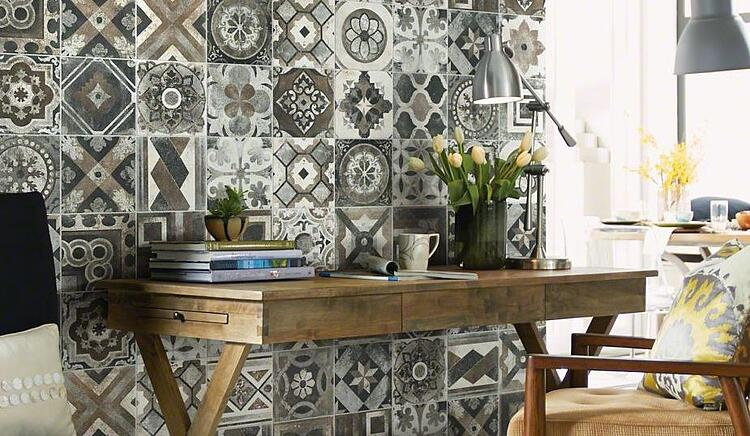 Marlow Deco Mix 8x8 for floors or walls