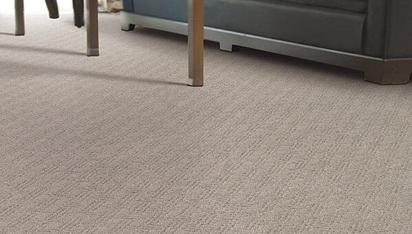 SmartStrand Silk Reserve: timeless patterns influenced by Mediterranean architecture with complimentary whites, grays, and taupes