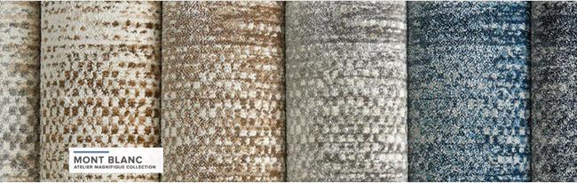 Rich Mont Blanc carpet colors
