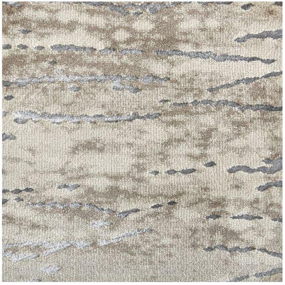 Closeup of Stanton Ripplewater ecru carpet