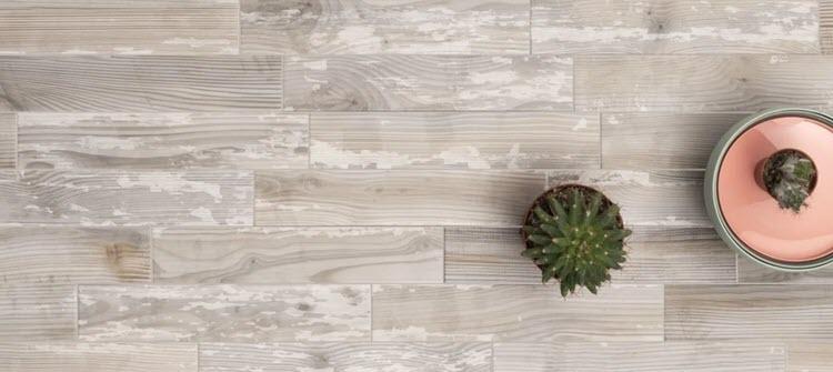 2.5 x 12 Wood Planks – Painted Visual - Porcelain