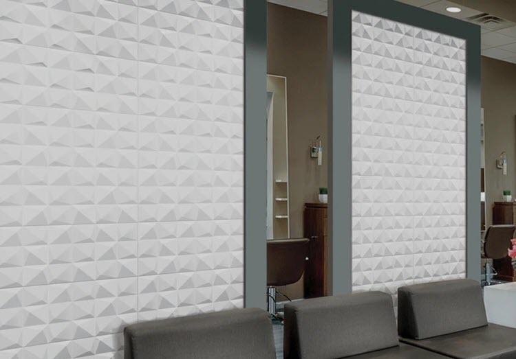 Modular Wall Tile – 12 x 24 – Linea Prizmatic – Porcelain