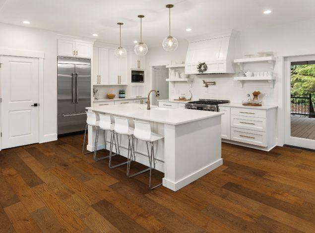 Asher Oak COREtec Wood Flooring