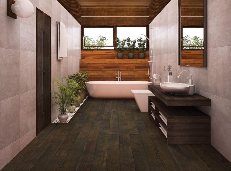 Longbow Oak COREtec Wood Flooring