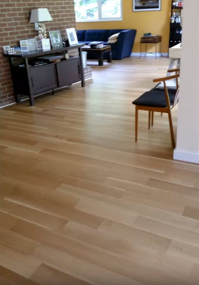 Mirage White Oak Rift & Quartered