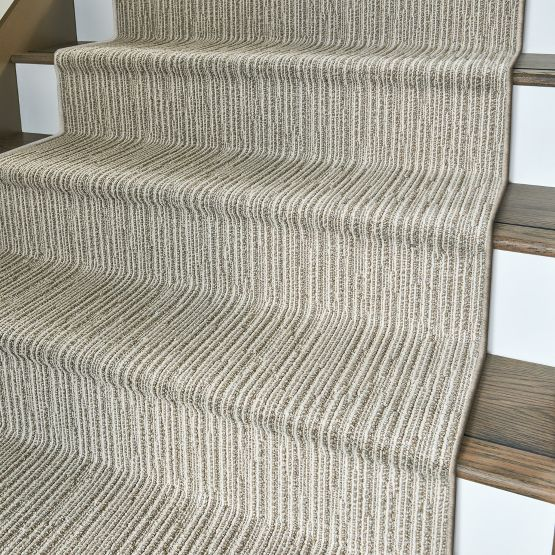 Try a Linear Stair Runner with Chase