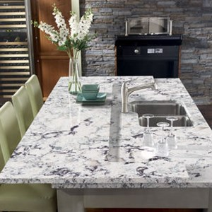 What to expect when you select a quartz countertop?