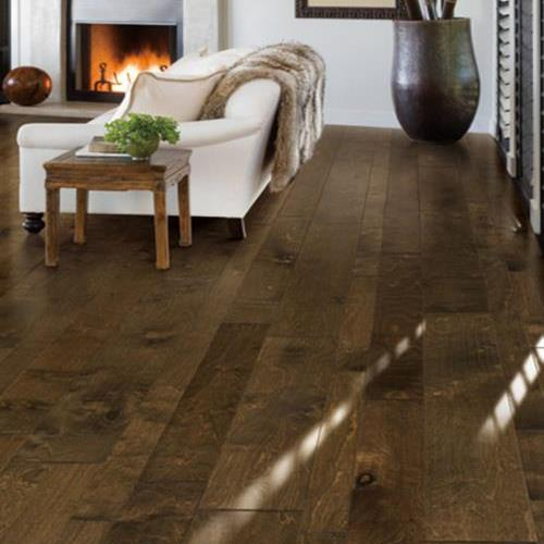 Nothing beats the look of hardwood floors whether pre-finished or site finished.