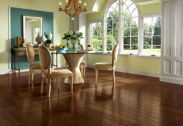 Engineered Wood Brings Technology to Hardwood Flooring