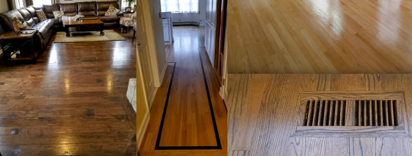 How Hardwood Floor Refinishing Works