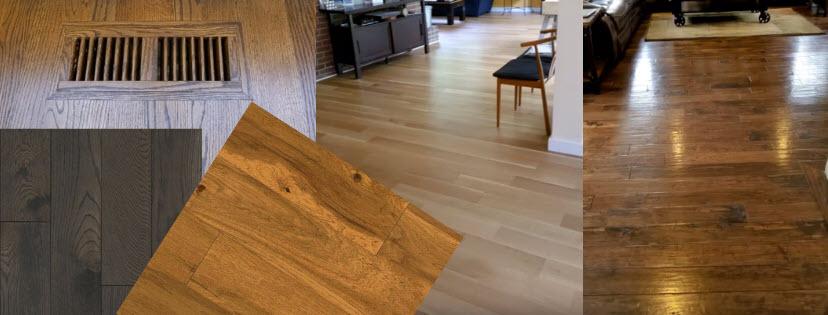 Hardwood Floor Finish Options