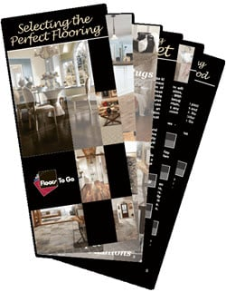 Bonus! You can also download the 'Selecting the Perfect Flooring' brochure!