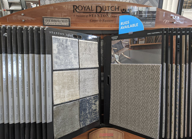 Stanton Carpet available at Floor Decor Design Center