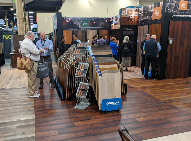 Introducing Public House and Skyview Series from Johnson Hardwood