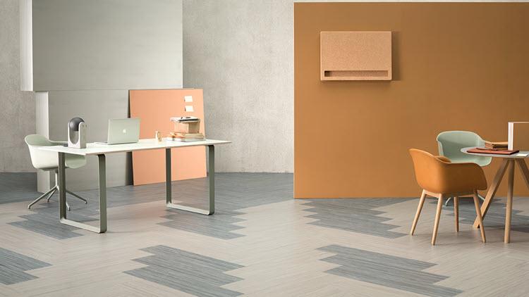 Marmoleum is a Designer's Dream-Flooring Product!