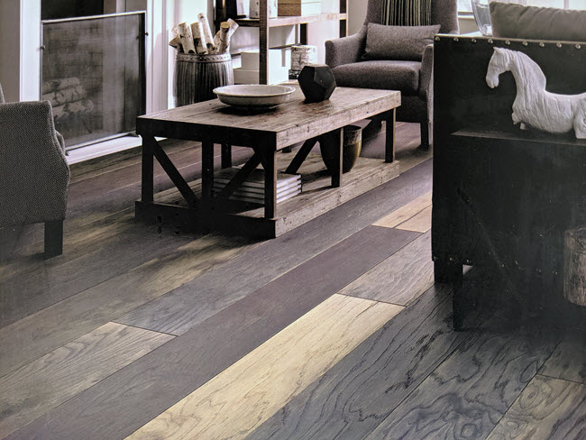 Old World Hanover. Notice the high variation in colors from plank to plank.
