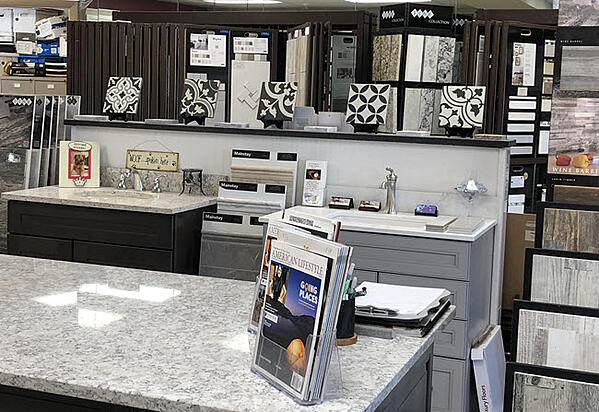 You Can Update Your Countertops, Too, at Floor Decor Design Center in Orange, CT