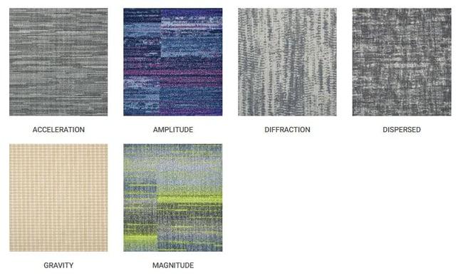 Stanton Atelier Textur Decorative Commercial Carpet Collection