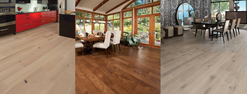 For the Highest Quality, Select Mirage Hardwood Floors