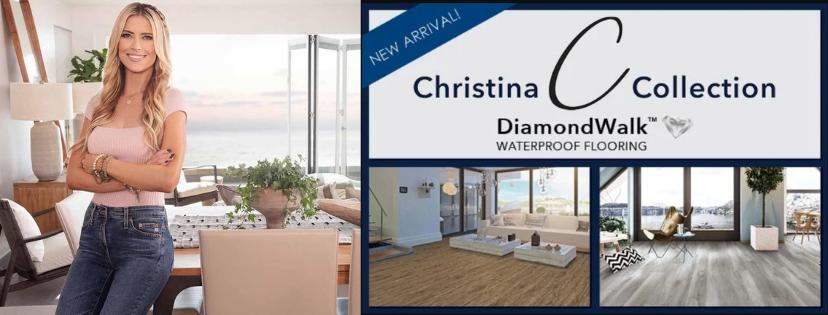 The Christina Collection: DiamondWalk Waterproof Flooring