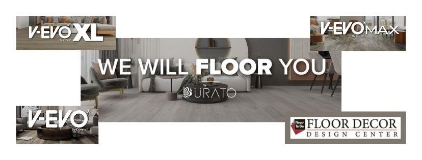 Introducing V-EVO Luxury Vinyl Flooring By Durato