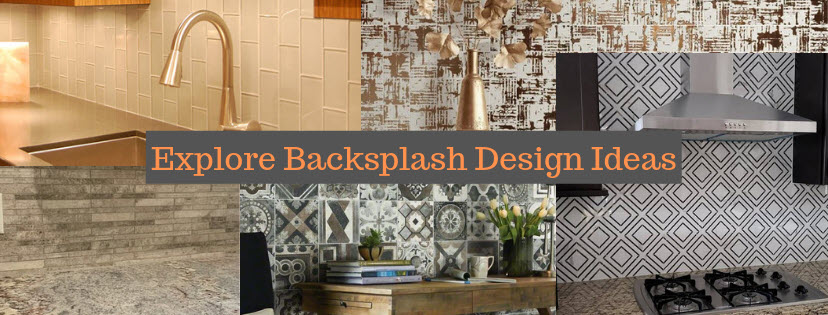 Look No Further For Backsplash Design Ideas!