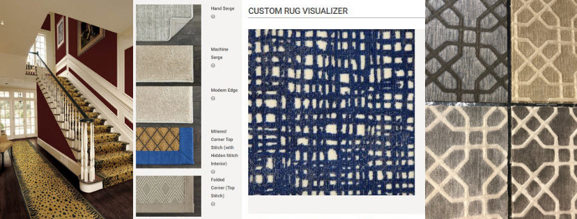 Create Your Own Rug Using Stanton Carpet's Custom Rug Visualizer