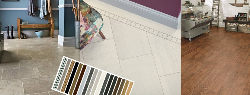 Three Luxury Vinyl Designer Collections From Karndean