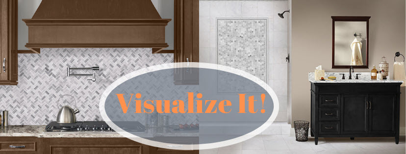 How to Visualize Your Kitchen and Bath Remodel