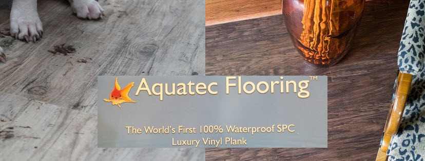 What Makes Stone Plastic Composite (SPC) Flooring Waterproof? Try Aquatec