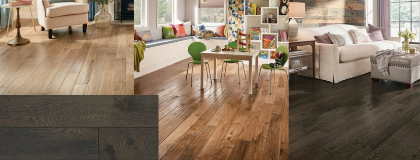 Hardwood Flooring That's Scratch-Resistant From Hartco