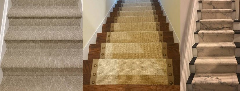 20+ Carpeted Stairs Examples to Inspire You