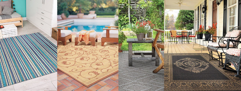 You Will Love These Couristan Indoor/Outdoor Rugs!