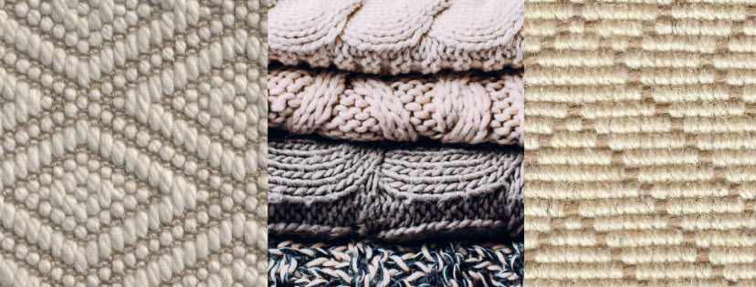 Try Flatweave Wool Carpet For That Nubby, Natural Sweater Look