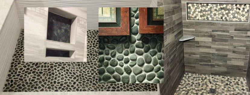 Discover Decorative Stone Pebble Tile For Your Home