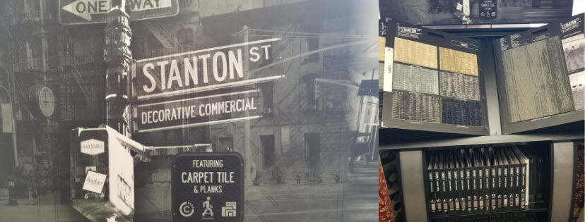 Add Style With Stanton Street Decorative Commercial Carpet